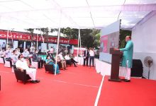 Commencement of 250-bed temporary Covid Hospital at Hazira's Arcelor Mittal Steel Plant premises