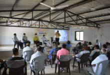 Farmer Training Camp held at Olpad