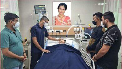 Organ donation of Sannari of Koli Patel Samaj of Ganadevi revived five persons