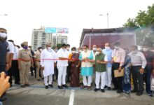 The Chief Minister gave a gift of crores of development works to the people of Surat